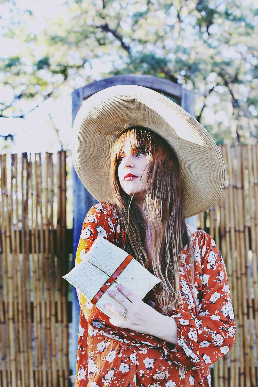 Manos Zapotecas Palm Bag via bohocollective.com