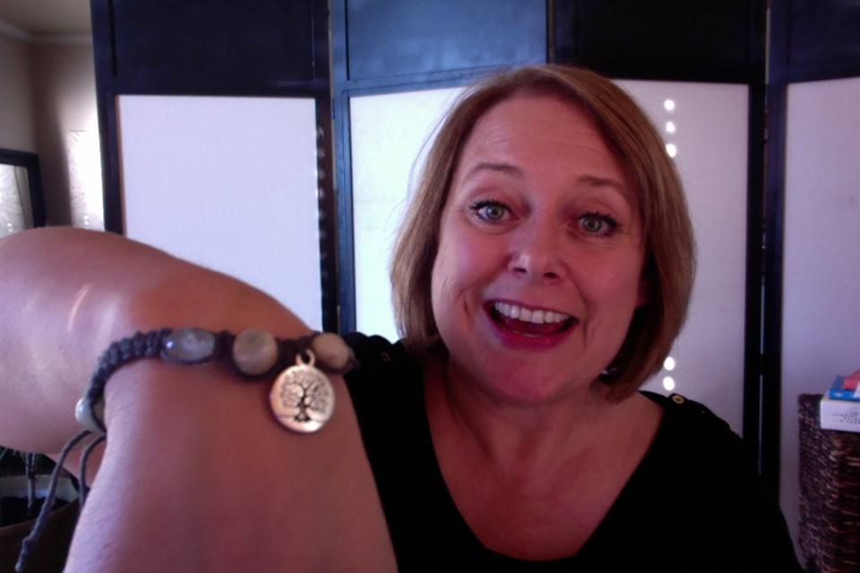 Kittie, I received my bracelet today - it's beautiful! Thank you so much, I'll follow all the instructions you included. Yay!  - Cat Cubel