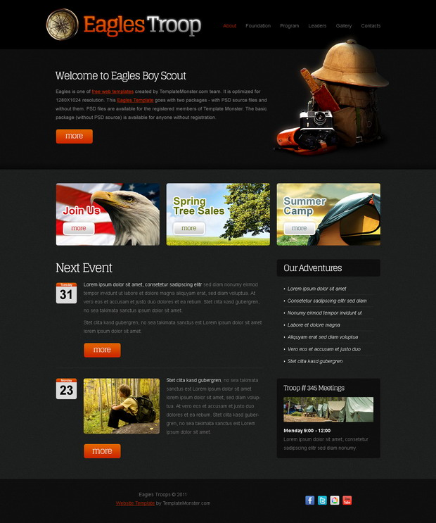 free-website-template-youth-organization.jpg