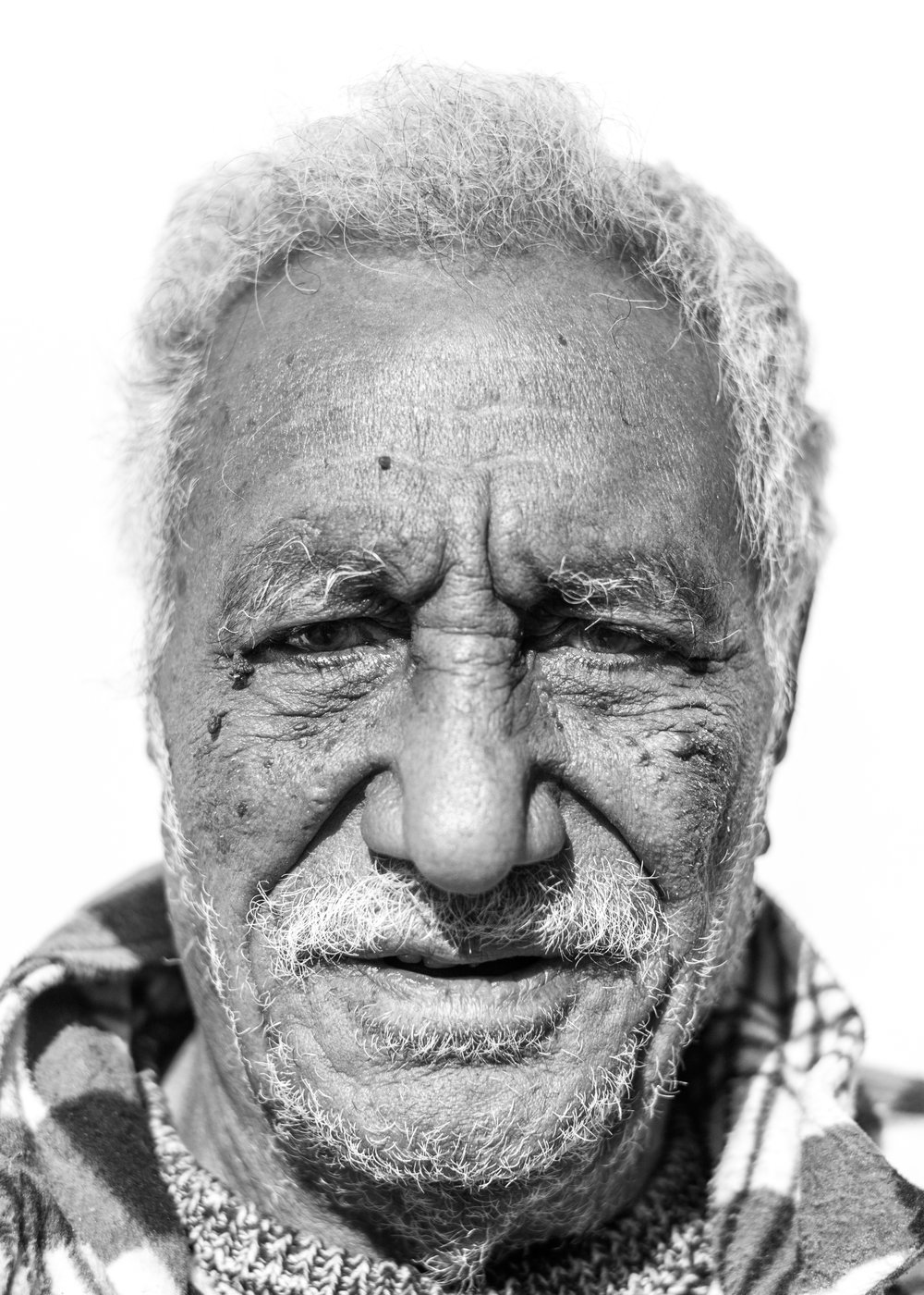 Man from Sudan, Brighton