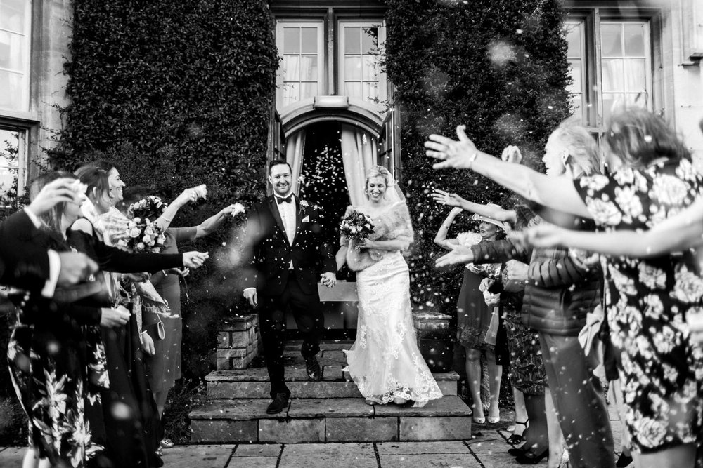Rachel & Alec | Dumbleton Hall