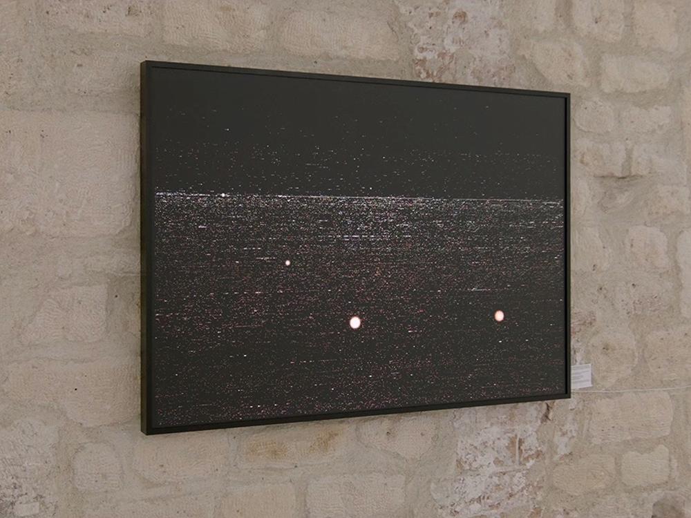 Horizon(s) exhibition, Galerie Baudoin Lebon, Paris
