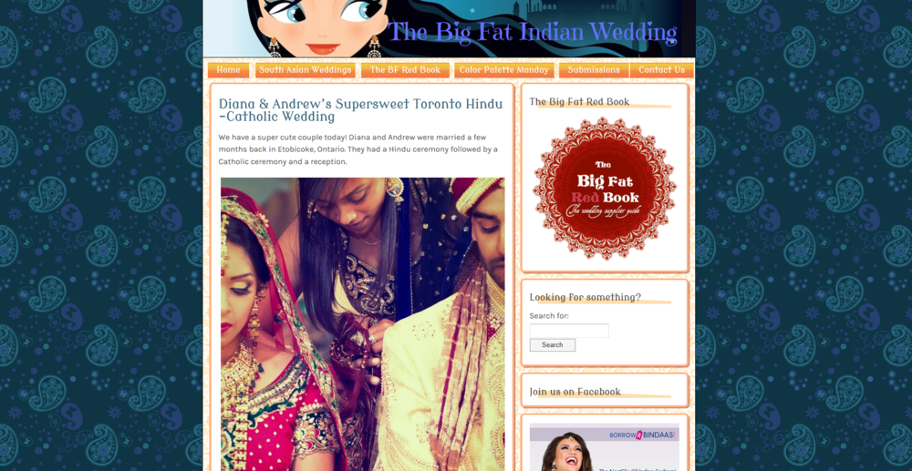 Diana+Andrew Featured on Big Fat Indian Wedding.PNG