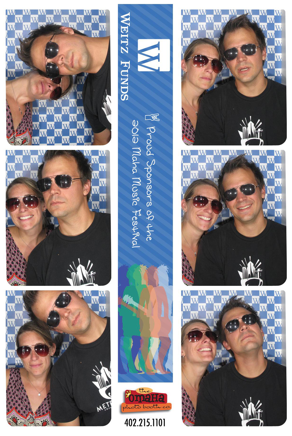 Corporate Private Party Photo Booth Rental Omaha
