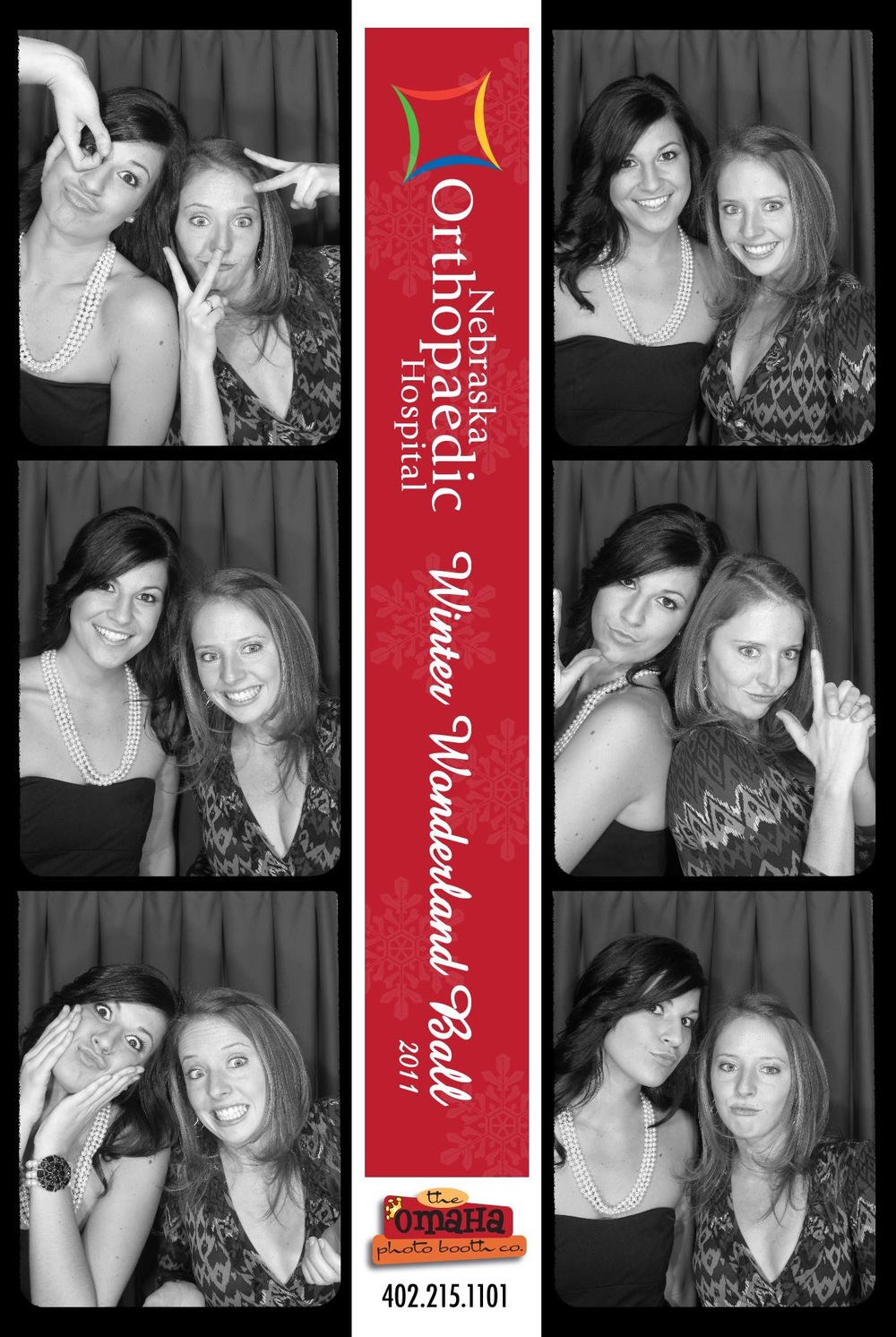 Omaha Photo Booth Rental Corporate Party