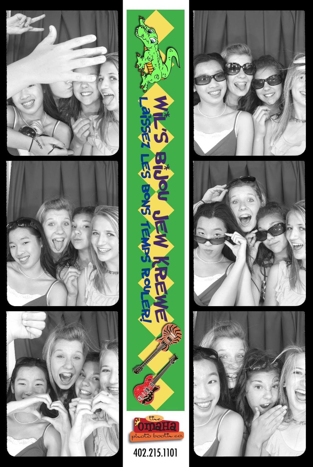 Bar and Bat Mitzvah Photo Booth Rental Omaha 2
