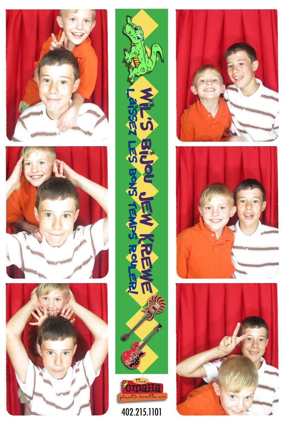 Bar and Bat Mitzvah Omaha Photo Booth Rental