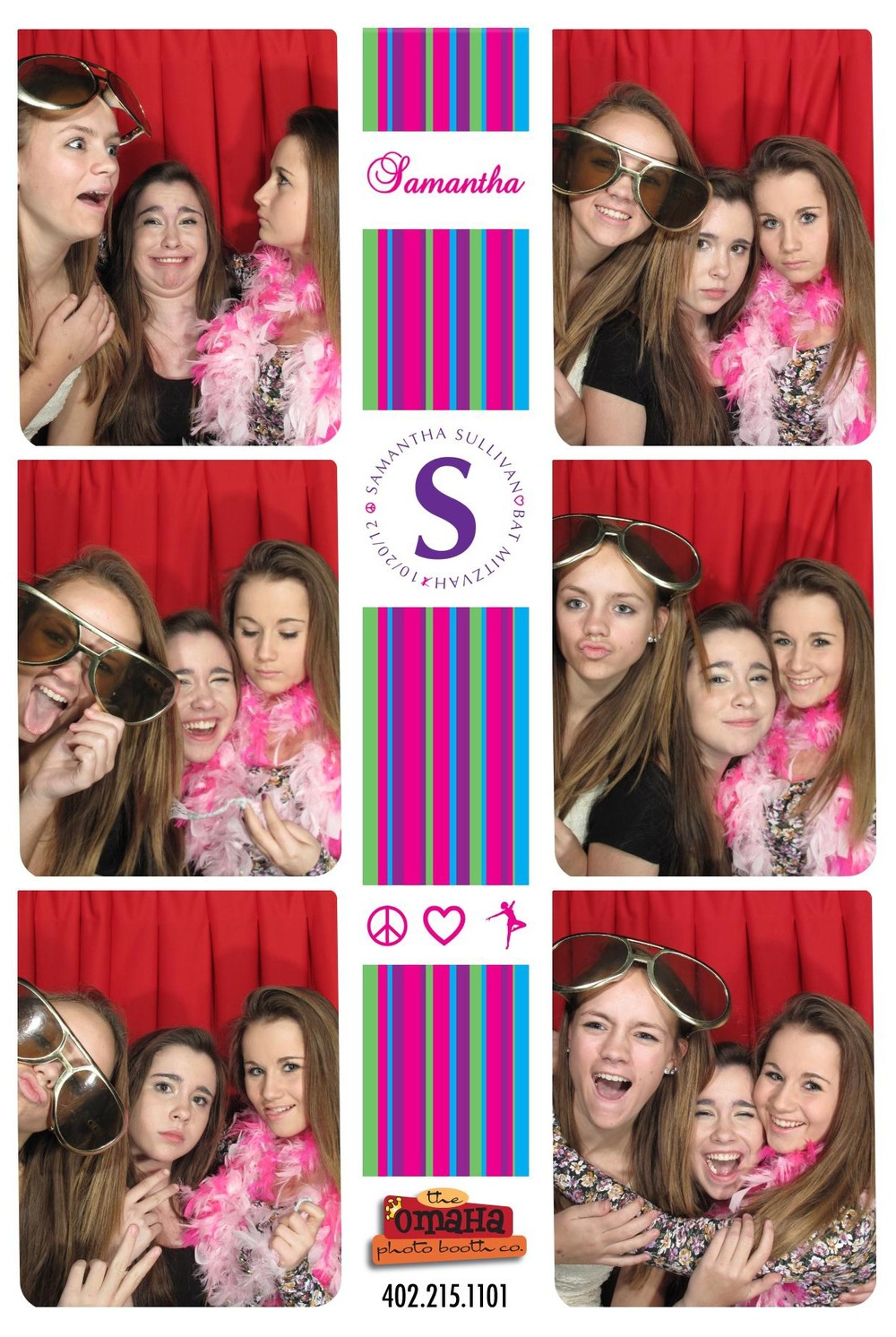 Photo Booth Rental Omaha Bar and Bat Mitzvah