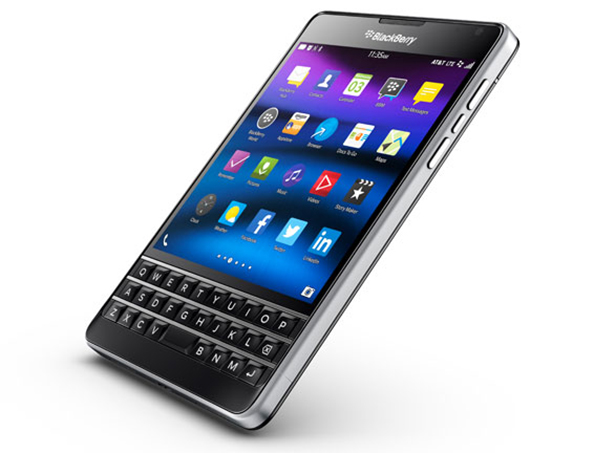 AT&T's version of the BlackBerry Passport