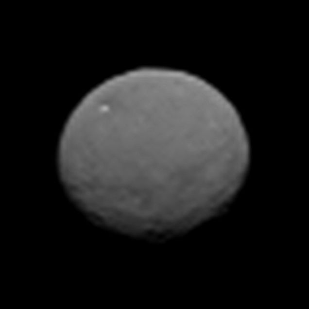 Top image: This is the most detailed view of dwarf planet Ceres we've ever seen. Credit: NASA/JPL-Caltech/UCLA/MPS/DLR/IDA