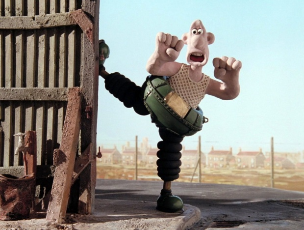 Wallace and Gromit – The Wrong Trousers