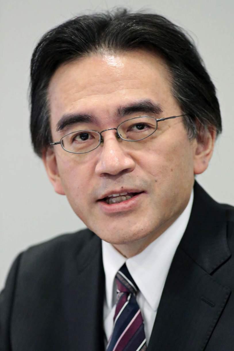 Yuzuru Yoshikawa—Bloomberg/Getty Images   Nintendo President and CEO Satoru Iwata speaks during a news conference in Osaka, Japan, on Oct. 29, 2014.