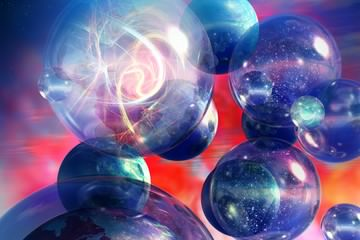 Physicists at the World Science Festival in New York discussed how a multiverse theory could help or hinder the pursuit of a scientific explanation for why our universe is fit to support life. Credit: Shutterstock/Victor Habbick