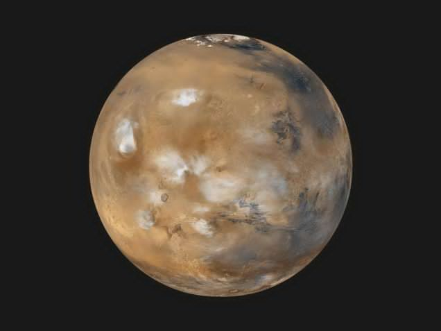 I mage: NASA/JPL-Caltech/MSSS