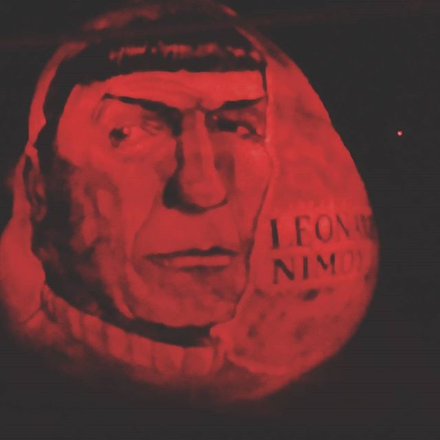 RIP Spock, you lived long and prospered.