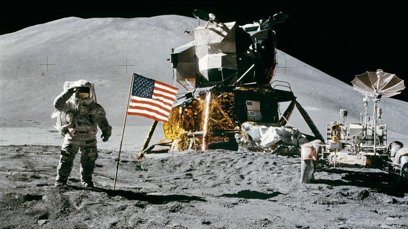 Apollo 15. (Image: NASA)