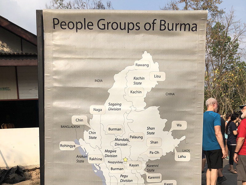 learning more about events happening around the world... #prayingforburma