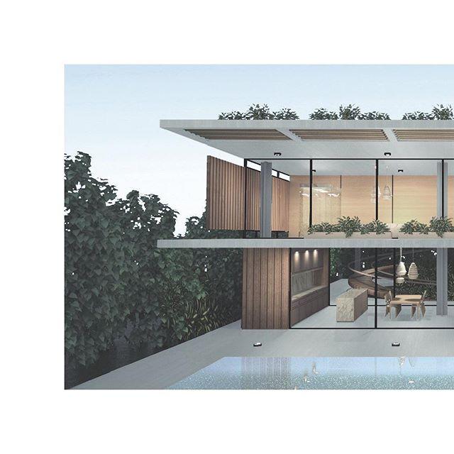 CASA CLUB  El proyecto SEIS incluye una casa club situada frente al mar con espacios comunales de spa, yoga y meditación organizados alrededor de un hermoso patio interior en forma circular. Los elementos estructurales parecen levitar en el aire, expresando la sensación de apertura con vistas panorámicas hacia el mar. * * * Equipo de diseño:  @felipe_es_cudero, @estebannaranjop * * * * #buildings #architecture #architects #interiordesign #design #art #architecturephotography #architecturelovers #architectures #buildingporn #geometric #building #urbanart #citylife #cityscape #conceptbuilding #architecture_hunter #designboom #dezeen #architizer #superarchitects #arquitectura #designbunker #startarchitects #architecturedose #architectureapes #corporativearchitecture #urbandesign