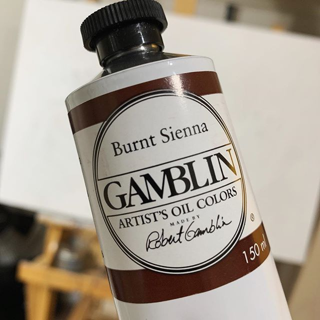 Paint day! Love me some @gamblincolors oil paint 🤙🏼