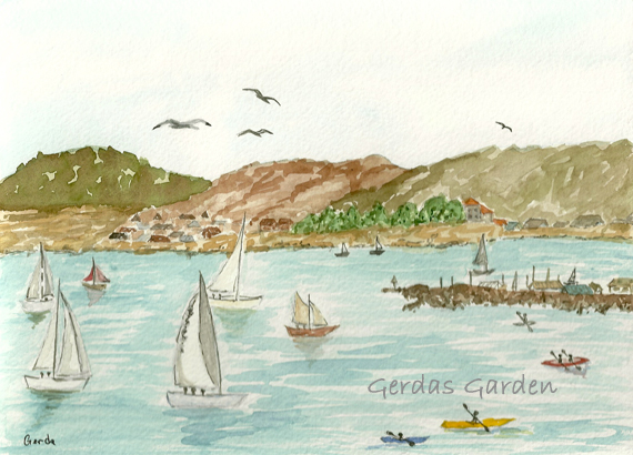 """""""Monterey Bay, California"""""""