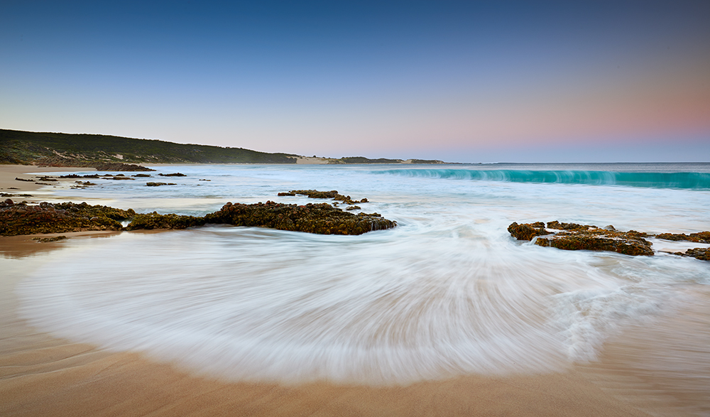 Image of Injidup Beach by  www.lanewayphoto.com
