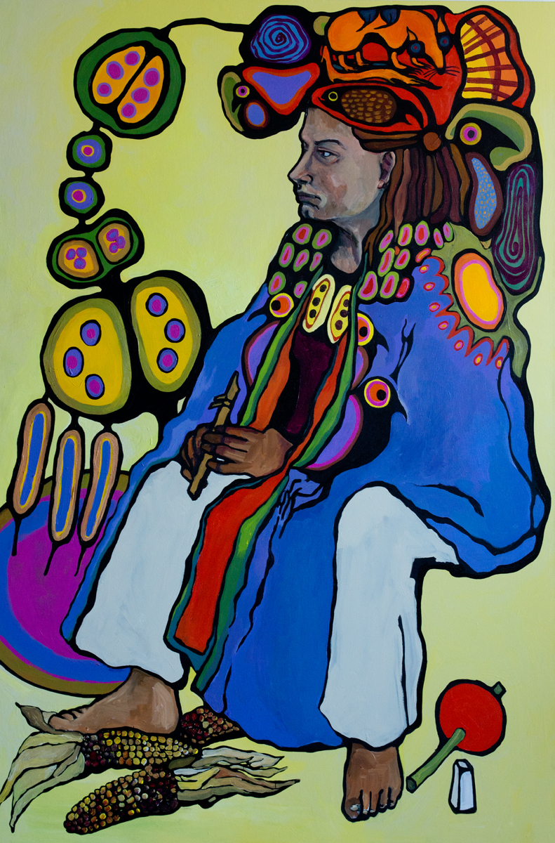 Immigrant Shaman(60X40)2012web.jpg