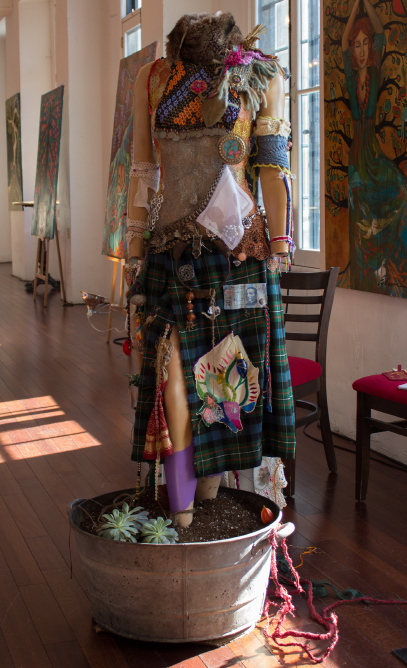 First Native Immigrant Dress, 2013