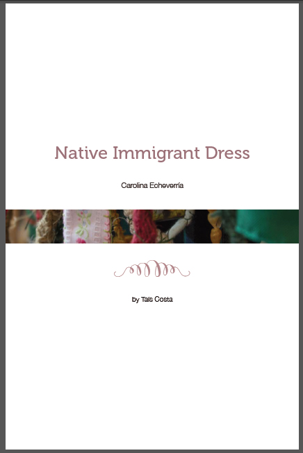 "Download PDF of ""Native Immigrant Dress"" by Tais Costa"