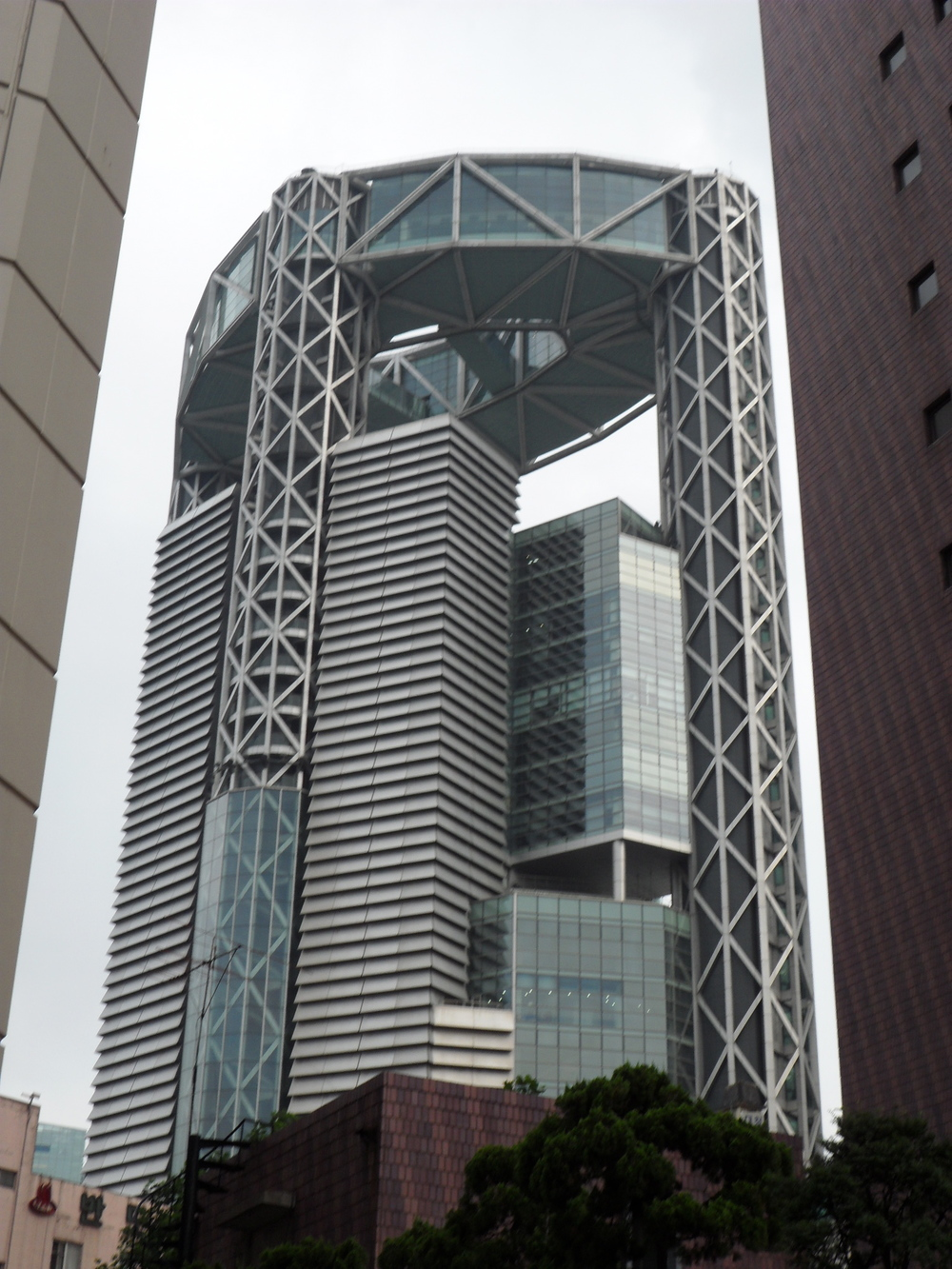 Fascinating architecture.