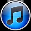 iTunes logo link