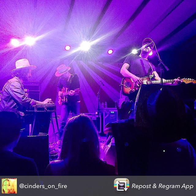 Thanks for a great time Marfa #elcosmico #transpecos #greattime photo: @cinders_on_fire