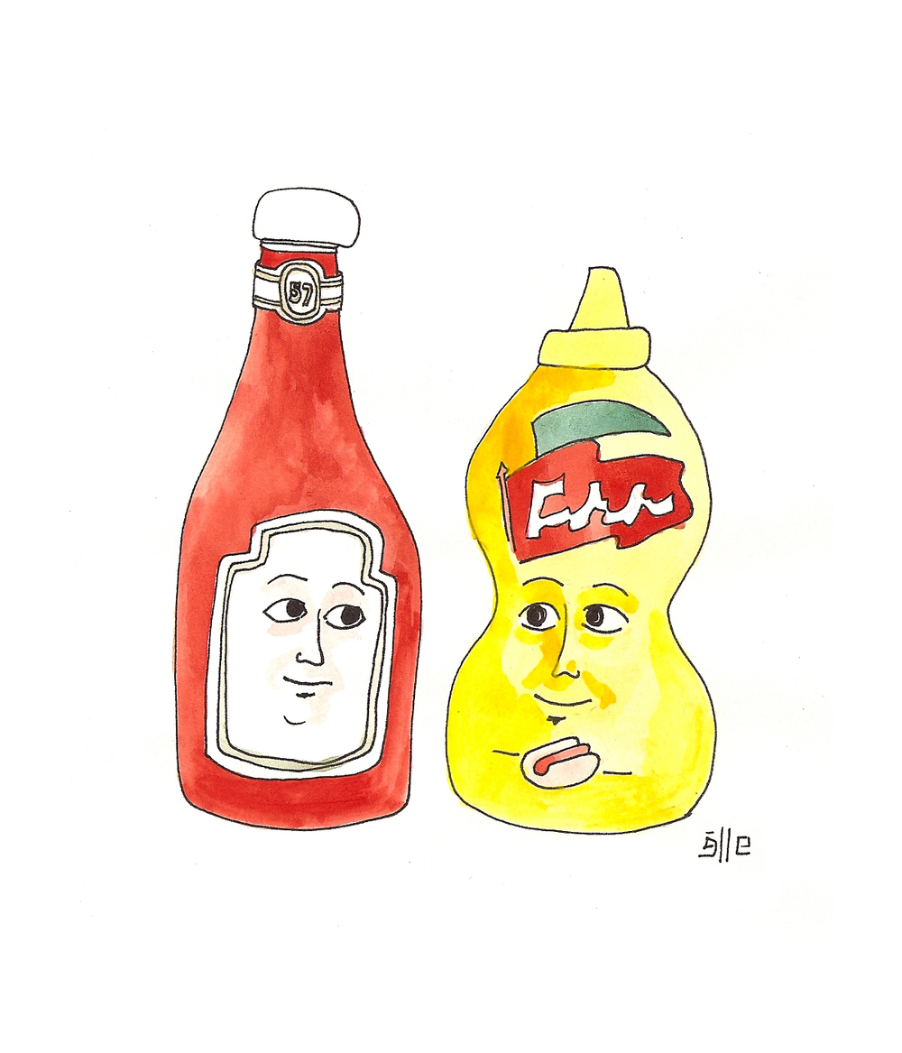 Condiment Friendship