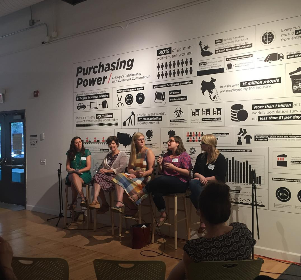 Purchasing Power - Ethical Fashion Panel Event