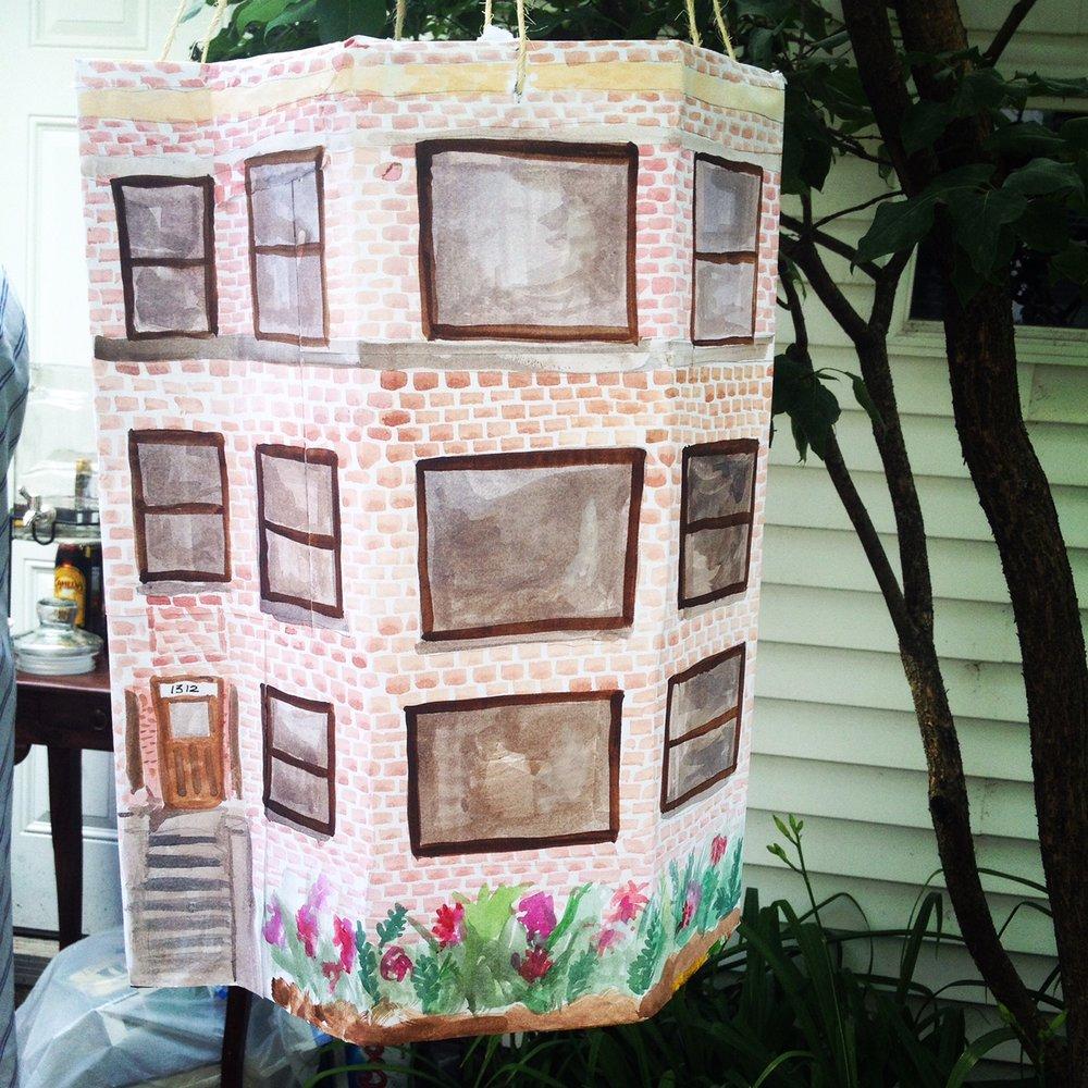 Building Piñata