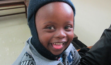 Reuben (Kenya) is getting surgery to decrease his risk of undetected cancer so he can live a healthy life. Read more...