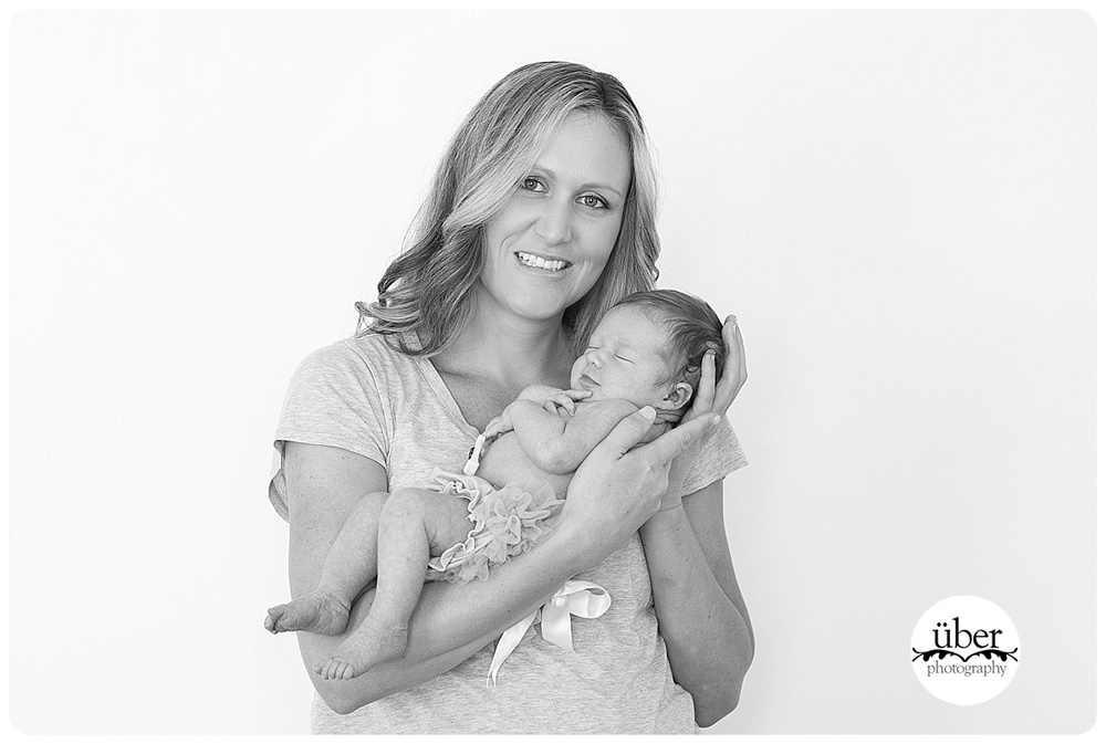 Newborn baby photographer Sydney