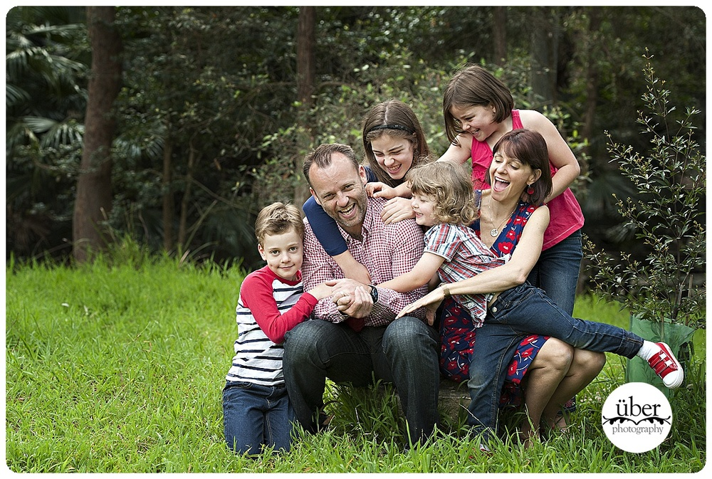 Family photography Sydney North Shore