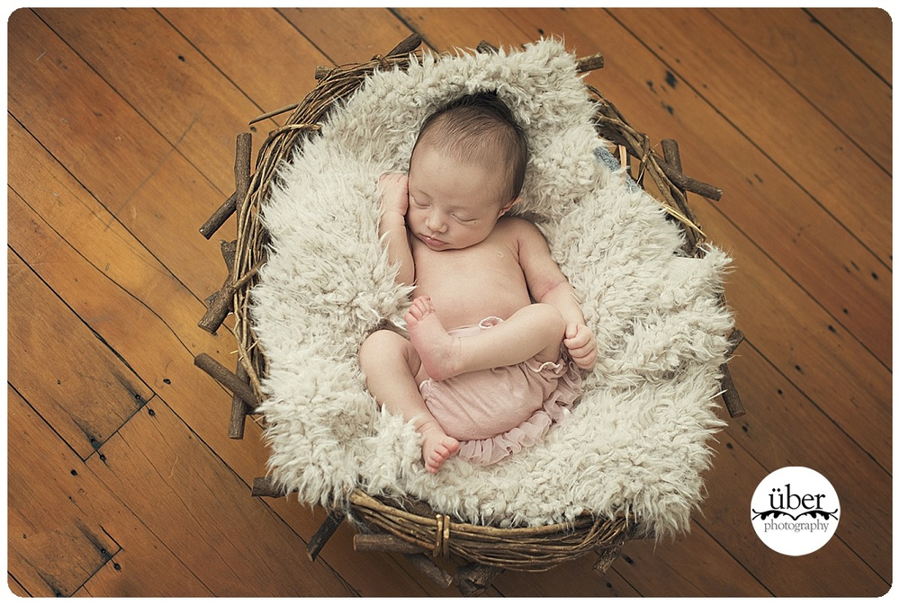 Newborn baby photographer Sydney