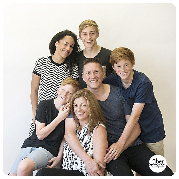 Sydney studio family photographer