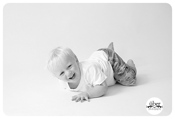 Studio family photography Sydney