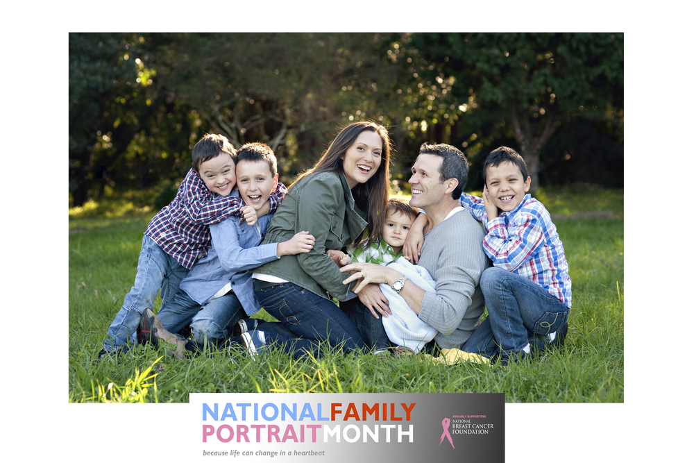 National family portrait month