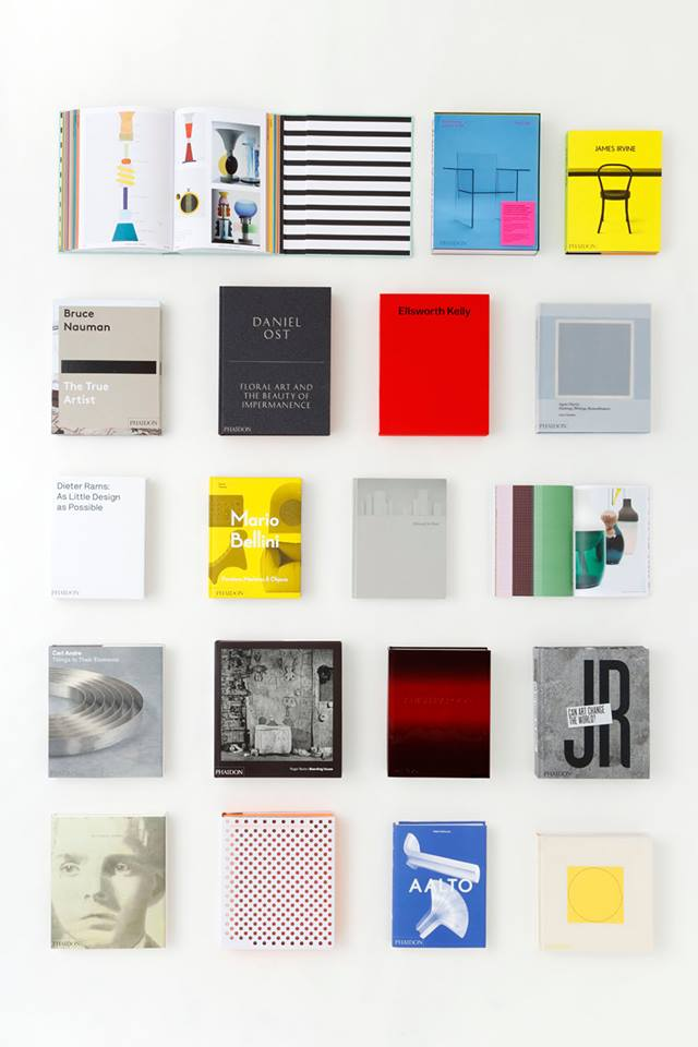 Phaidon - Phaidonは1,000以上のタイトルを取り揃える、クリエイティブアーツにおける世界最大手の出版社です。世界で最も影響力の強いアーティスト、料理人、作家、思想家と協同して、アート・建築・デザイン・写真・料理・児童・旅行ガイドの分野における革新的な書籍を制作しています。Phaidonからは新刊を中心に約30タイトルがラインナップしています。