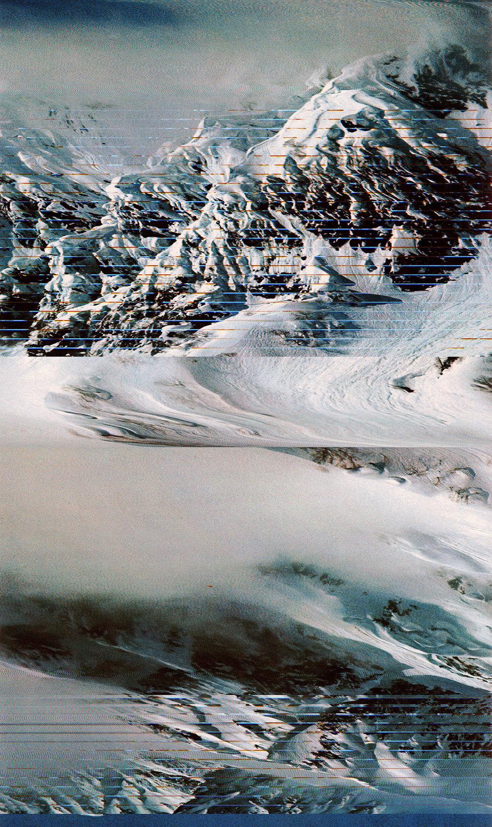 avalanche#25 © Hiroshi Takizawa