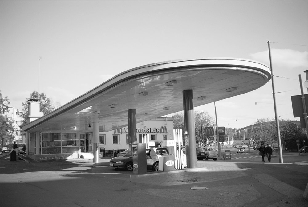 takashi homma twentysix gasoline stations royal road test
