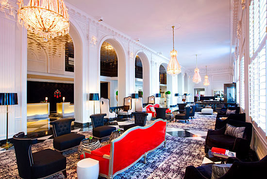Hotel Washington : DC    JLS
