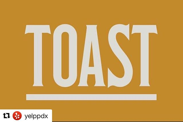 Only 5 days until Toast! #Repost @yelppdx ・・・ 🎉 WE ARE SO PUMPED FOR the 9th Annual Toast event happening THIS SATURDAY! This event will feature 120+ spirits from across the Northwest 🥃 Whether your spirit preference is Whiskey, Rum, Gin, Vodka, Brandy, Liqueurs - or even unique spirits like Absinthe and Aquavit - the estimated 50 distillers and producers at TOAST will have it covered 🍸 TOAST allows small distillers and producers to showcase their handcrafted spirits, while providing an opportunity for the public to experience the diversity and quality of craft spirits from Oregon and beyond so join us and head to @toastportland for ticket details 🙌🏽