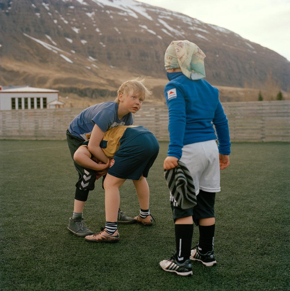 Coach, Iceland, 2017.
