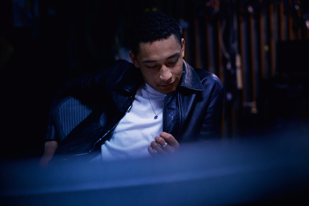 Loyle Carner for YSL.