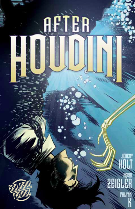 Preview and buy After Houdini at www.readchallenger.com