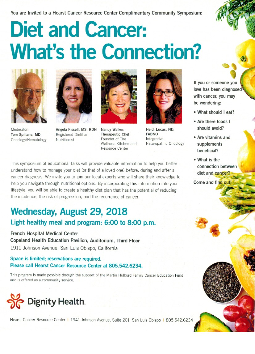 Classes | Events — Integrated Naturopathic Oncology
